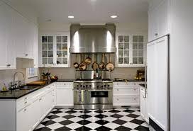 ... Unique Black And White Kitchen Tile Ideas Black And White Kitchens Best  Ideas About Kitchen ...