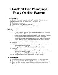 high school outline format persuasive essay outline high school writings and essays corner