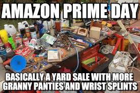 amazon prime day meme. Fine Amazon Amazoncom  Prime Day With Amazon Meme