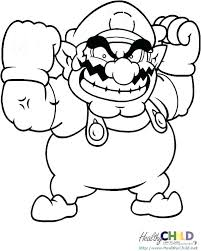 Super Mario Odyssey Coloring Pages Mycoloring