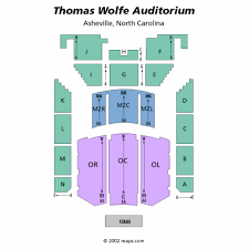 Peace Center Greenville Seating Chart Thomas Wolfe Auditorium Map Thomas Wolfe Auditorium