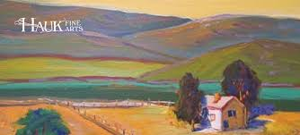 hauk fine arts specializes in early and contemporary art with a focus on northern california and especially the monterey peninsula the gallery is also