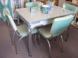 ed ice table and chairs vintage kitchen