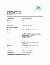 Mba Finance Resume Sample For Freshers 24 Beautiful Mba Finance Resume Sample For Freshers Resume Format 2
