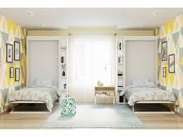 bellezza piccola twin wall bed