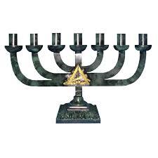 chandelier métallique 7 branches