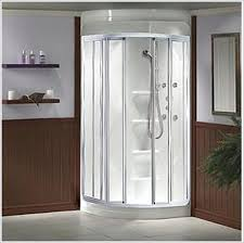 Compact Shower Stall Bathroom Recommended Corner Shower Stalls For Small Bathrooms