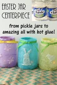 How To Decorate A Mason Jar 100 Cute And Colorful DIY Easter Mason Jar Crafts You'll Want To Make 100
