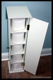 Best 25+ Toilet paper storage ideas on Pinterest | Half bathroom ...