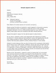 Disability Appeal Letters Disability Insurance Appeal Letter Template Samples Letter Cover