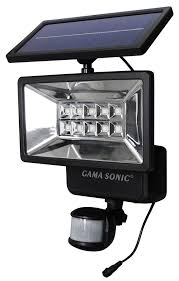 Outdoor Solar LED Security Light  Motion LED Flood Light  TORCHSTARSolar Sensor Security Light