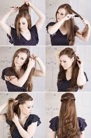 Simple Hairstyle For Long Hair 30 step by step hairstyles for long hair tutorials you will love 6056 by stevesalt.us
