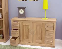 mobel solid oak narrow. Solid Oak Sideboard With Drawers From Big Blu Furniture Mobel Narrow