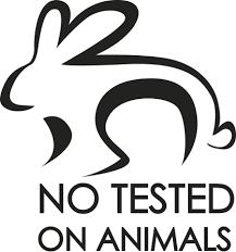 Resultado de imagen de no testado animales