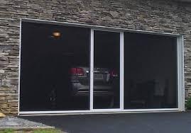 decorating double garage door screen garage inspiration