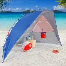 beach shelter cabana portable sun shade canopy tent umbrella awning lake river