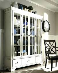 lovely black corner curio cabinet with light and black curio cabinet display cabinet used curio cabinets