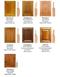 diffe cabinet styles diffe color kitchen