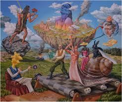 Surreal Paintings Surreal Paintings By Interesni Kazki
