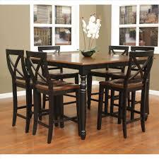 Black Wood Dining Chairs Black Wood Dining Room Table Carubainfo