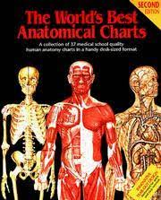 9780960373055 The Worlds Best Anatomical Charts A