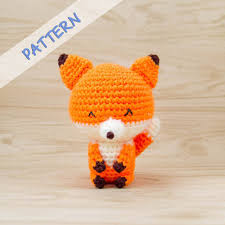 Crochet Fox Pattern Mesmerizing Kito The Fox Amigurumi Crochet Pattern Snacksies Handicraft