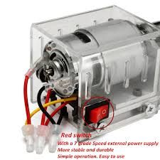 80w 24v dc mini lathe beads polisher machine woodworking wood diy rotary tool with adapter com