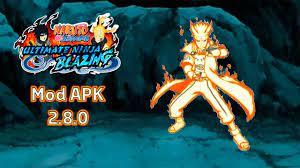 Naruto: Ultimate Ninja Blazing 2.8.0 [Mod APK] - Naruto TV