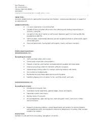 Accounting Resumes Samples Magnificent Entry Level Accounting Resume Sample Mmventuresco
