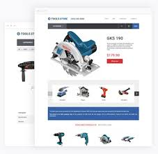 40 Responsive Ecommerce Website Templates For High