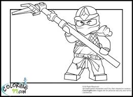Small Picture lego ninjago cole zx coloring pages Pictures to Color