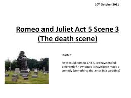 romeo and juliet act scene by soxy teaching resources tes