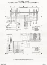 1990 chrysler lebaron wiring diagram schematic 1990 wiring 1994 chrysler lebaron wiring diagram 1994 wiring diagrams