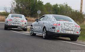 Information mercedes cls 450 6 cylinder model 2019 km 16000 price show number 259000. Mercedes Cls Spy Shots Australian Gp Preview Ford S First Mustang Coupe Today S Car News