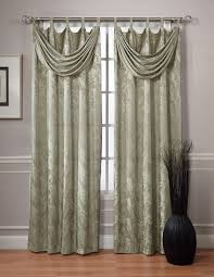 cool sheer curtains with attached valance decorating with lace curtains with attached valance set a home