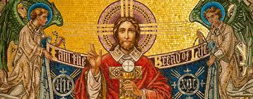 Corpus Christi, presencia de Jesús en el Eucaristía