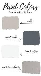 best paint for basement wallsBest 25 Basement colors ideas on Pinterest  Basement paint