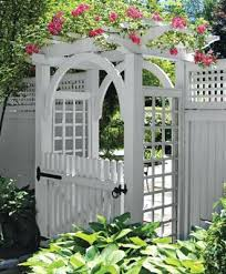 garden arch with gate garden arbor with arch and walk gate wood arbors vinyl arbors from garden arch