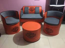 drum furniture. G Creations Oil Drum Furniture Added 8 New Photos. D