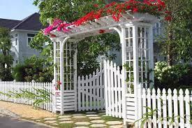 40 best garden fence ideas design