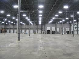 led high bay warehouse lighting