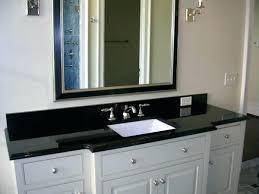 White bathroom cabinets with granite Counter Gray Bathroom Cabinets With Granite Single Urban Gray Granite Top Bathroom Notexactly Gray Bathroom Cabinets With Granite Dark Blue And Gray Bath