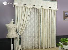 White Bedroom Curtains Beautiful American Style Curtain Bedroom Curtain  White Lace Curtain Window Screening Fabric Curtain Tw039