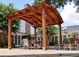 free standing patio cover kits with
