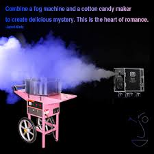 "quote by jarod kintz ""combine a fog machine and a cotton candy  combine a fog machine and a cotton candy maker to create delicious mystery this is """