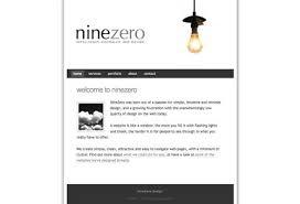 Clean Simple 50 Clean Simple And Minimalist Website Designs Homepages