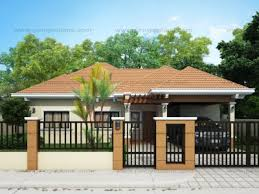 Small Picture Bungalow House Plans Pinoy ePlans
