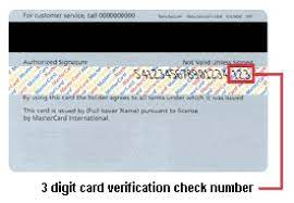 It generally appears to the right of your card number. What Is A Credit Card Cv Number Cvn Xray