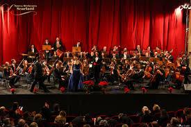 Mercoledì 1 gennaio 2020 – ore 19.30 Napoli – Teatro Mediterraneo della  Mostra d'Oltremare (Viale Kennedy 54) 25° Concerto di Capodanno della Nuova  Orchestra Scarlatti