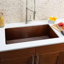 Hahn Copper Large Undermount Single Bowl Sink
